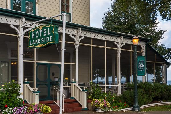 Hotel Lakeside Chautauqua Ohio Lecture Series Iphone Photography Work