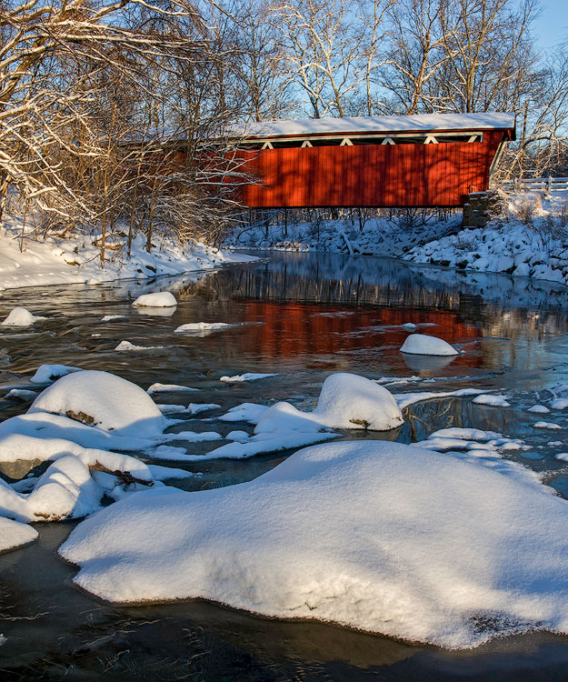Picture Ohio Merry Christmas Happy New Year