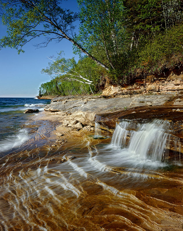 Pictured Rocks, Pasties & Porcupines