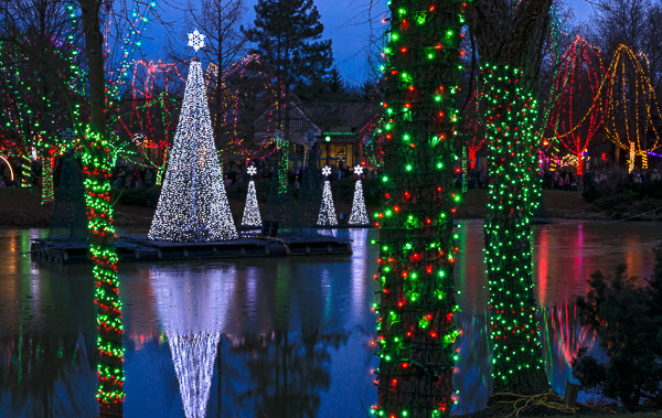 Picture Ohio Holiday Lighting Displays